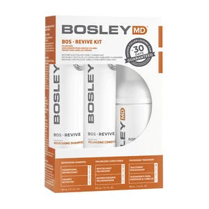 BOSLEY Professional Hair Strength Treatment REVIVE Visibly Thinning / Colour-treated Hair (ORANGE)