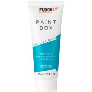 New Fudge Turquoise Days Paint Box Hair colour - Semi Permanent Hair Dye