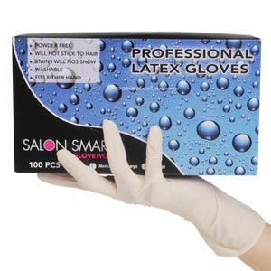 Salon Smart Gloveworks Professional Latex Gloves 100pk * Choose size
