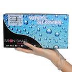 Salon Smart CLEAR Gloveworks Professional Vinyl Gloves 100pk * Choose size