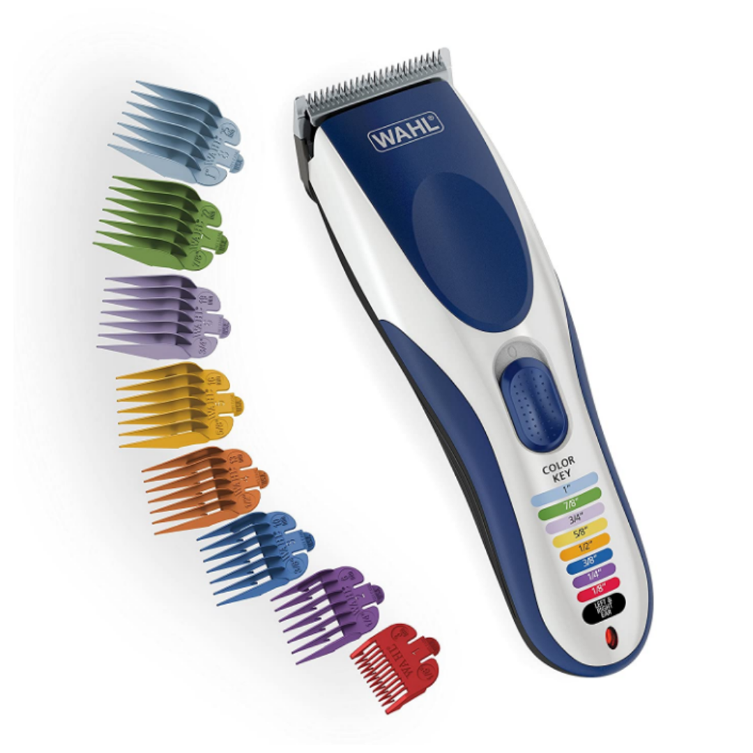 Wahl Hair Clipper Colour Pro Cord / Cordless Kit
