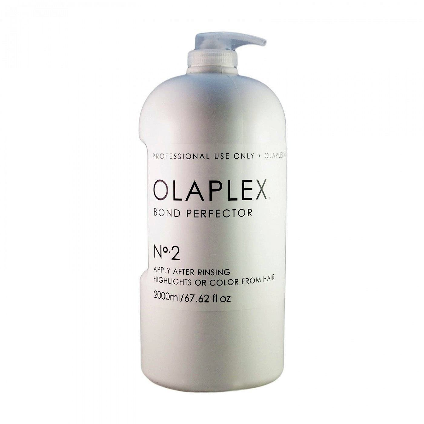 Olaplex No.2 Professional 2 Litres / 67.62oz with pump.