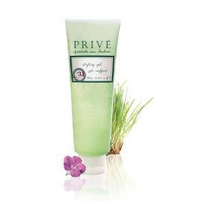 PRIVE Hair Natural Care Range Styling Gel 250ml