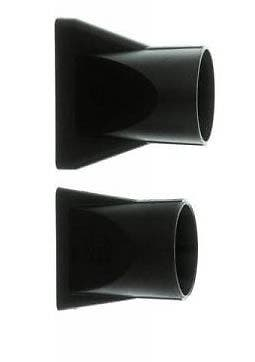 Nozzle Set for Parlux 385 Hair dryer - 1 Small and 1 Large Nozzle