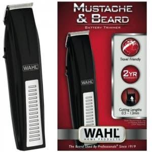 Mustache & Beard Battery Trimmer (WA5537-4422)