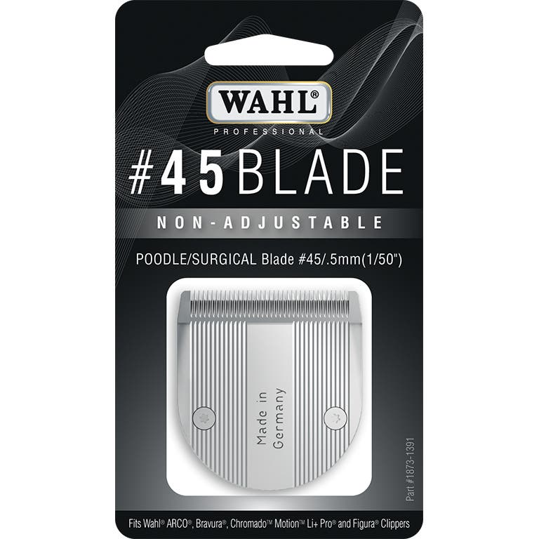 Wahl 5-in-1 Non-Adjustable 0.5mm Cut Replacement Blade #45