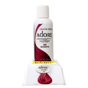 Adore Semi Permanent Hair Color - Magenta - 88