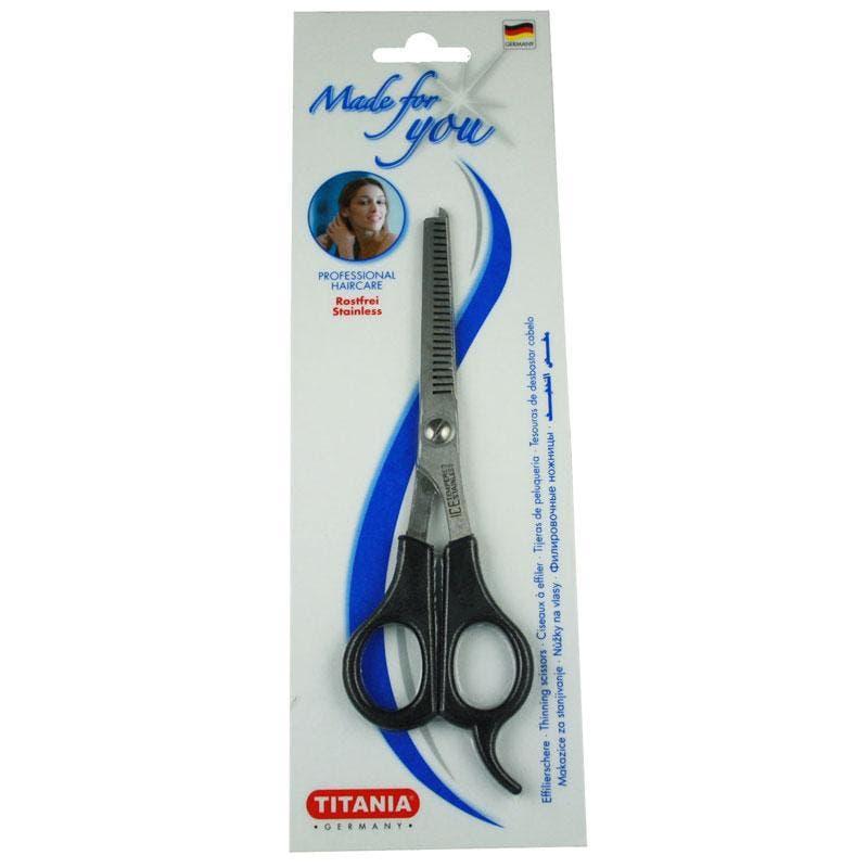 Titania 5-5 Inch Hair Thinning Scissors