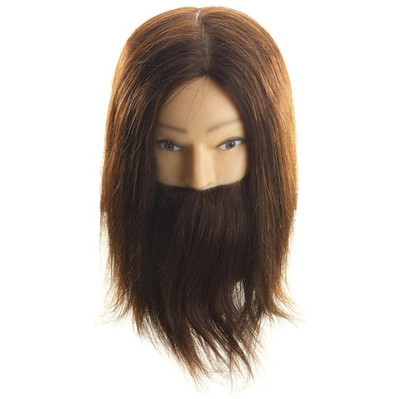 Hi Lift Mannequin Head Dillon - Medium With Beard