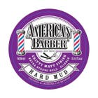 American Barber Hard Mud Extra Strong Hold 100mL