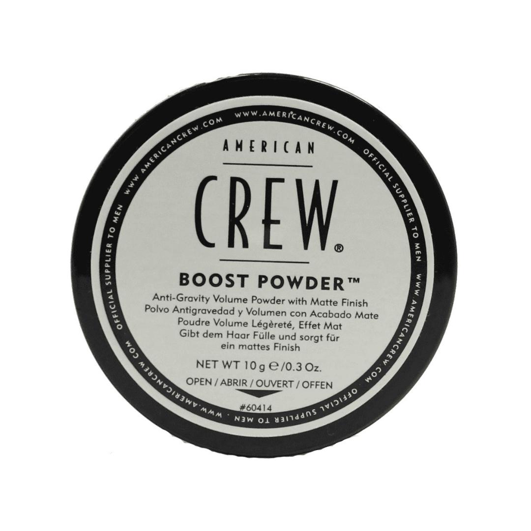 American Crew Boost Powder | Hair Lifter & Volume 0.3 Oz / 10g