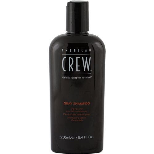 AMERICAN CREW GRAY SHAMPOO 8.45oz/250ml