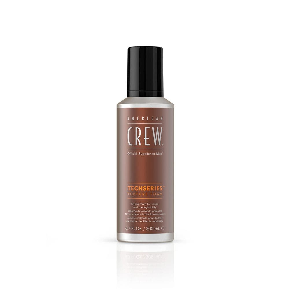 American Crew Tech Series Texture Foam 6.7 oz/200ml