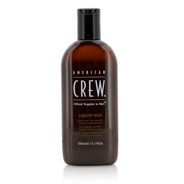 American Crew Men Liquid Wax (Hair Control, Medium Hold and Shine) 150ml