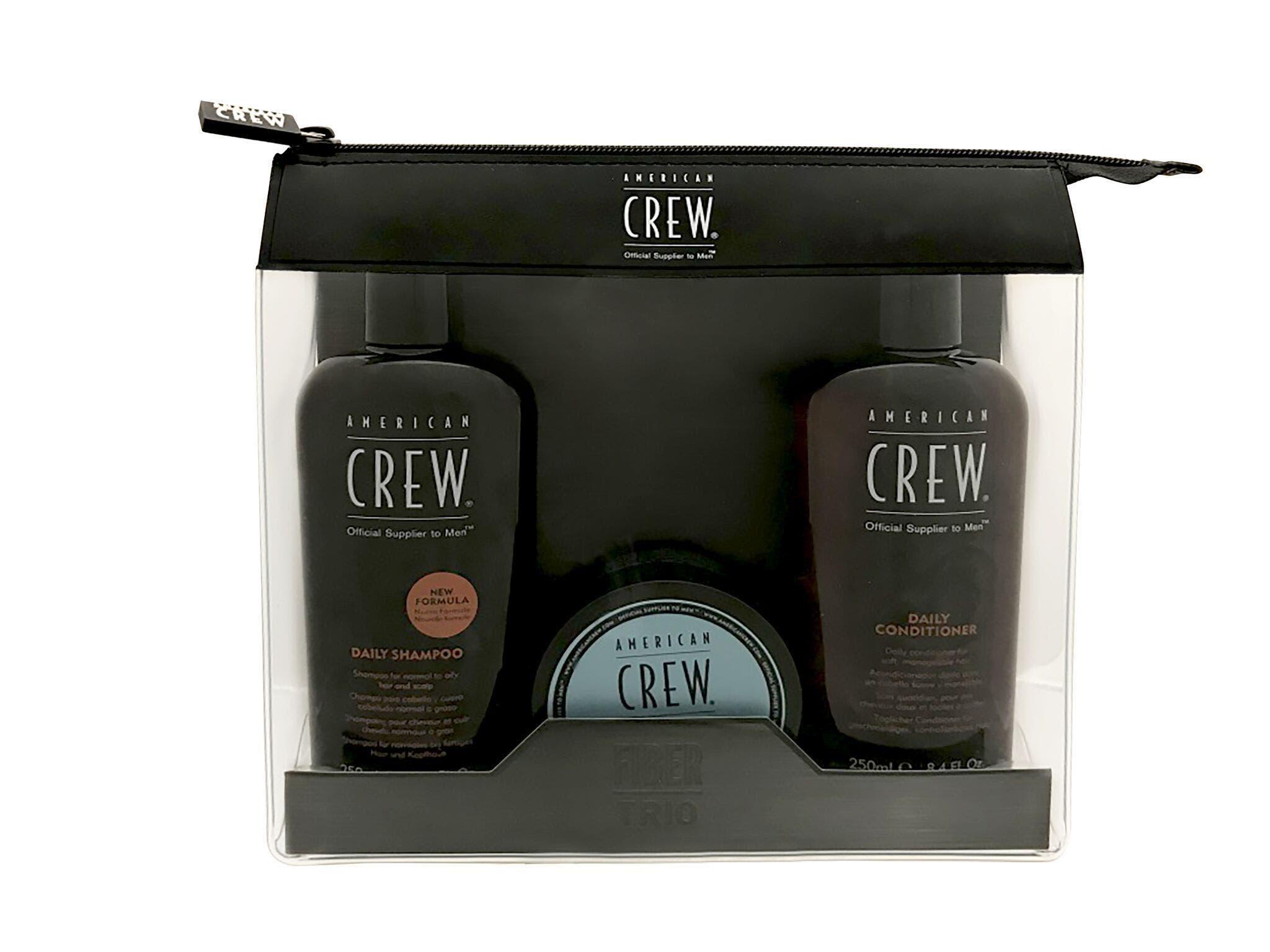 American Crew Fiber Trio Pack - Shampoo