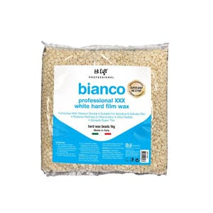 Hi Lift Bianco White Hot Wax beads - 1kg Bag