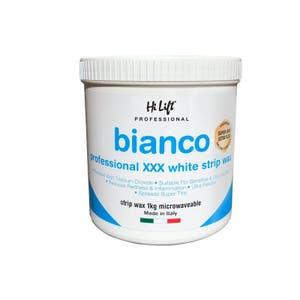 Hi Lift Bianco White XXX Strip Wax – 1kg Microwaveable