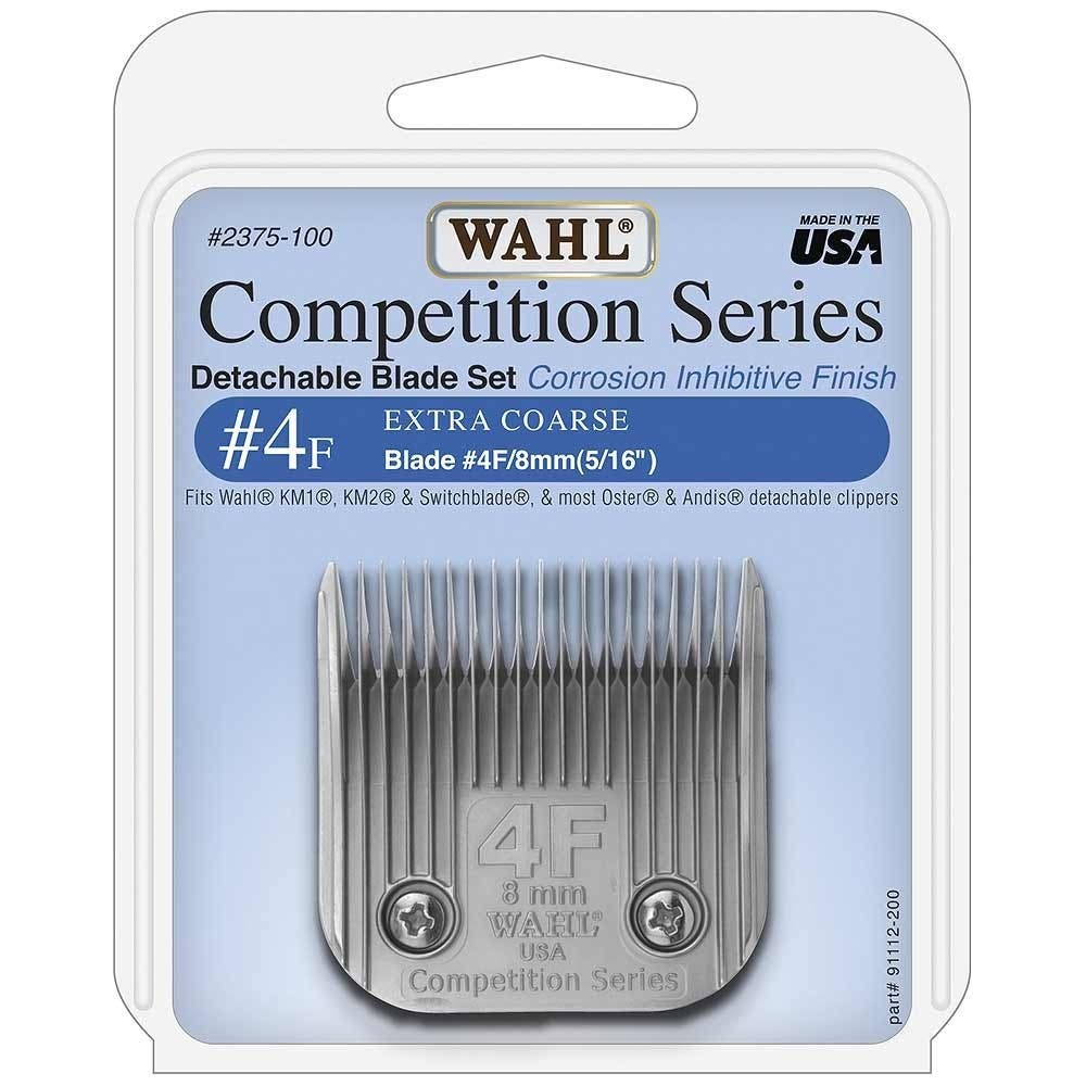 Wahl 4F Detachable KM2 Blade Set Extra Coarse 8mm Competition
