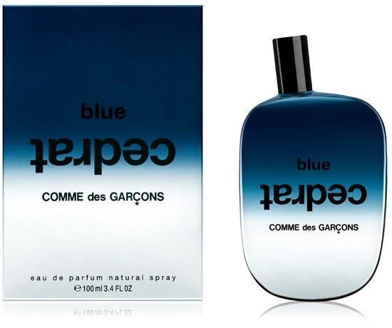 CDG Blue Cedrat Comme Des Garcons Eau de Parfum Spray 100ml.