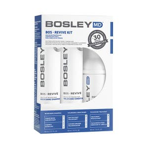 BOSLEY Professional Hair Strength Treatment REVIVE Visibly Thinning / NON Colour-treated Hair (BLUE)