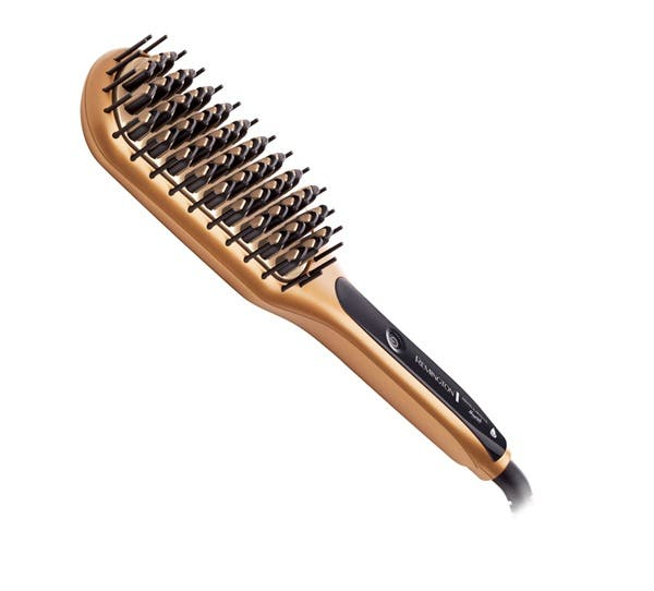 Remington Keratin & Argan Oil Straightening Brush CB7400AU