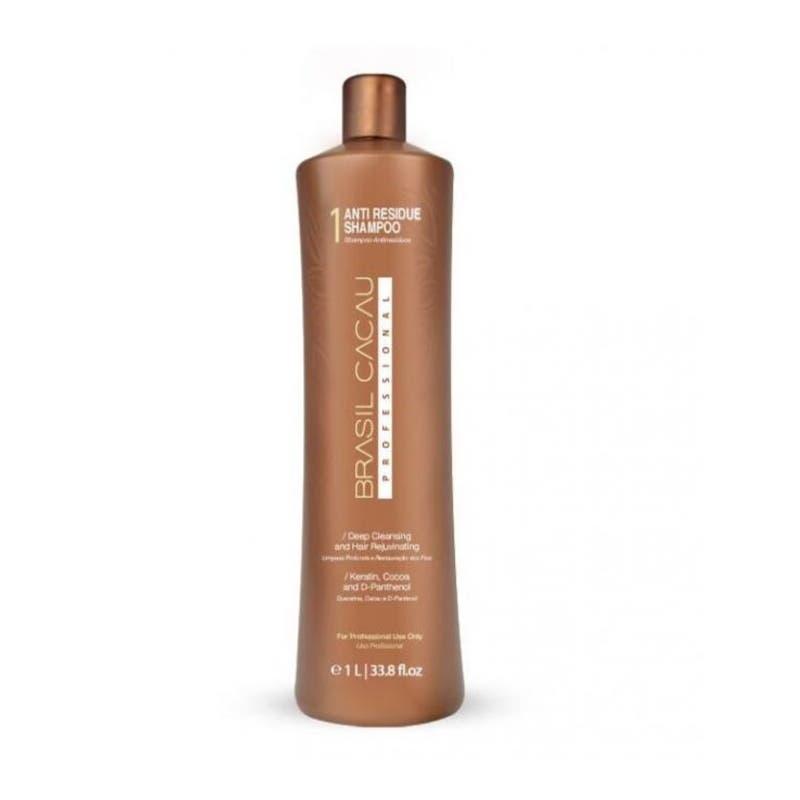 Brasil Cacau Anti Residue Shampoo 1 Litre (Step 1)
