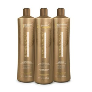 Brasil Cacau EcoKeratin Treatment 1 Litre Kit Step 1