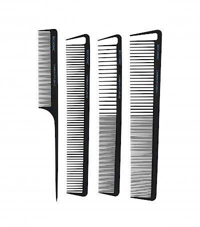 Bio Ionic Carbon Styler Comb Set & Case