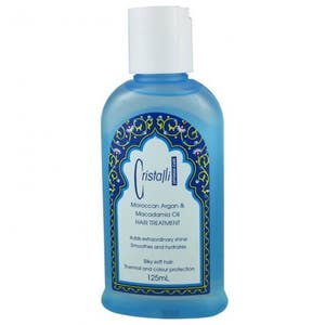 Cristalli Moroccan Argan & Macadamia Oil Hair Treatment (125ml)