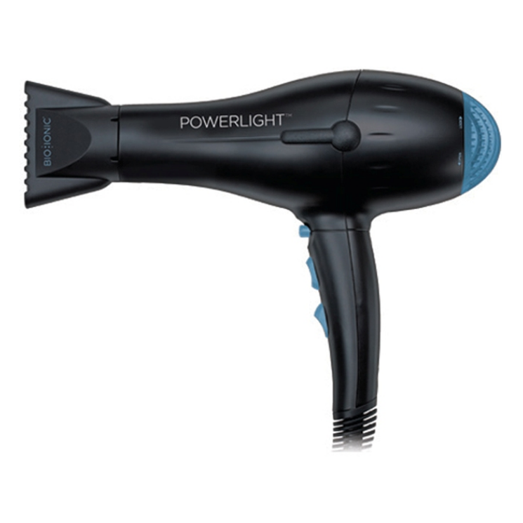 Bio Ionic PowerLight Pro-Dryer with Nozzle Hair Dryer 1875W