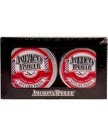 American Barber Styling Paste Duo 100ml tin PLUS BONUS 50ml tin LIMITED EDITION