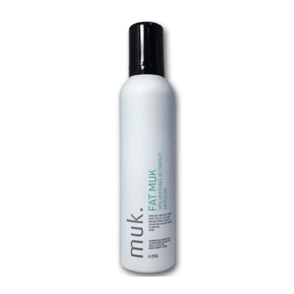 Fat Muk Volumising Blowout Mousse 250G