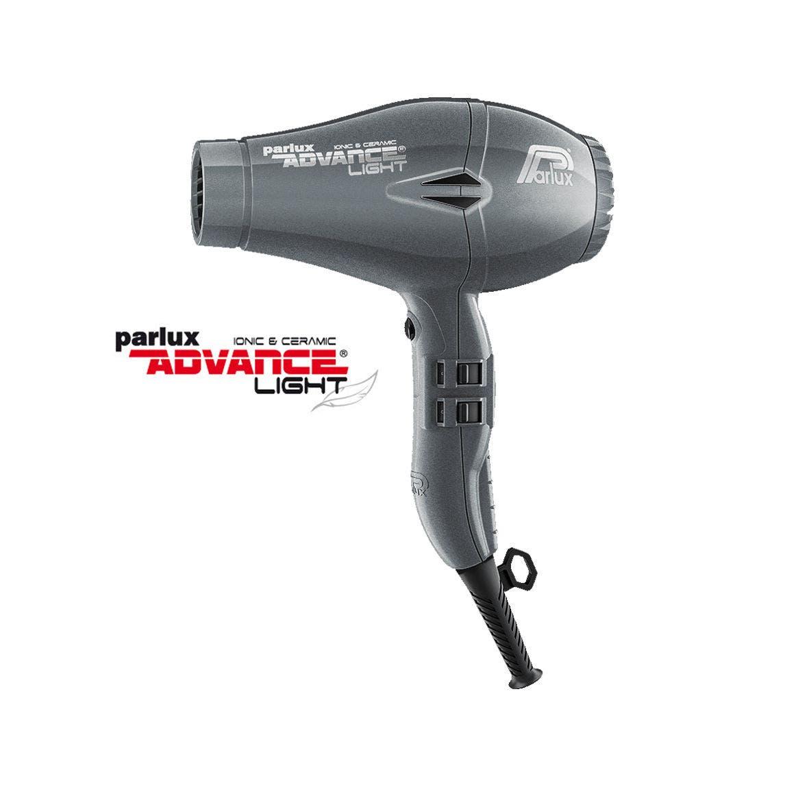 Parlux ADVANCE Light Hair Dryer Ionic & Ceramic - Graphite