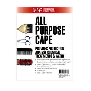 Hi Lift All Purpose Cape - 137cm x 152cm
