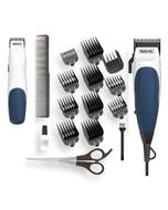 Wahl Blue Homecut Combo Hair Clipper & Bonus Battery Beard Trimmer