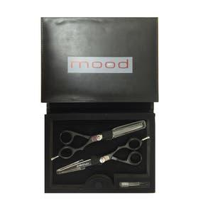 InMood Black Scissor and Thinner Duo Set *Choose size