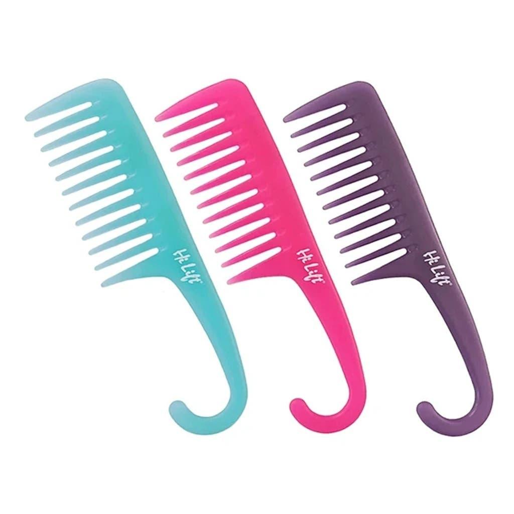 HI LIFT Shower Detangling Hair Comb - HLCC06