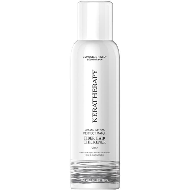 Keratherapy Gray Fibre Hair Thickening Spray / Hair Thickener 151ml