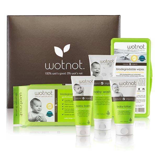 Wotnot Baby Gift Box
