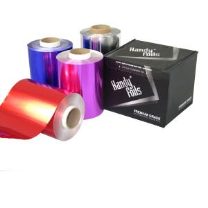 Handy Foils Premium Grade 20 micron 12cm x 250m - Fuchsia