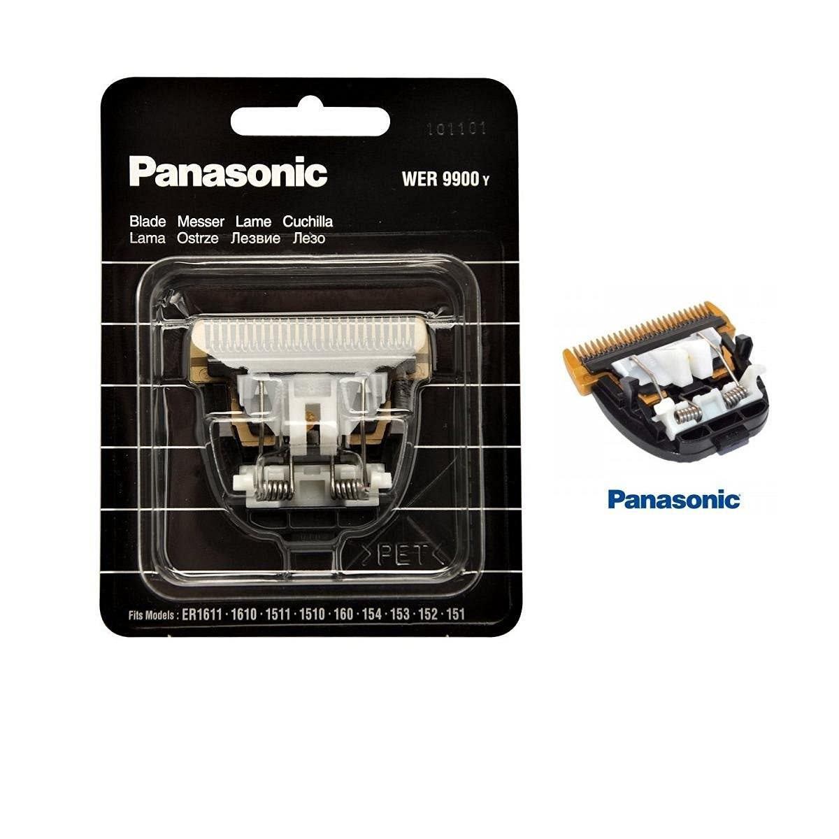 Replacement Clipper Blade WER 9900Y For Panasonic Clipper and Trimmer