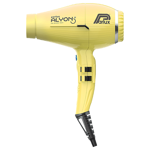 PARLUX Alyon Air Ionizer Tech Hair Dryer-Yellow