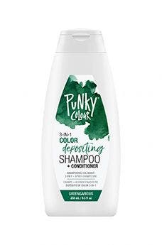 Punky Colour 3-in-1 Color-Depositing Shampoo + Conditioner - GREENGARIOUS