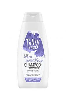 Punky Colour 3-in-1 Color-Depositing Shampoo + Conditioner - LAVENDERAPTUROUS