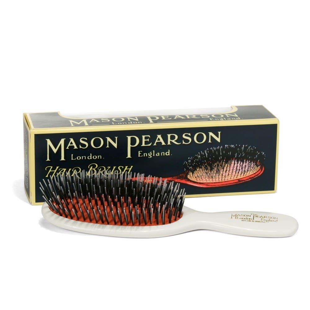 Mason Pearson Pocket Boar Bristle & Nylon - IVORY BN4