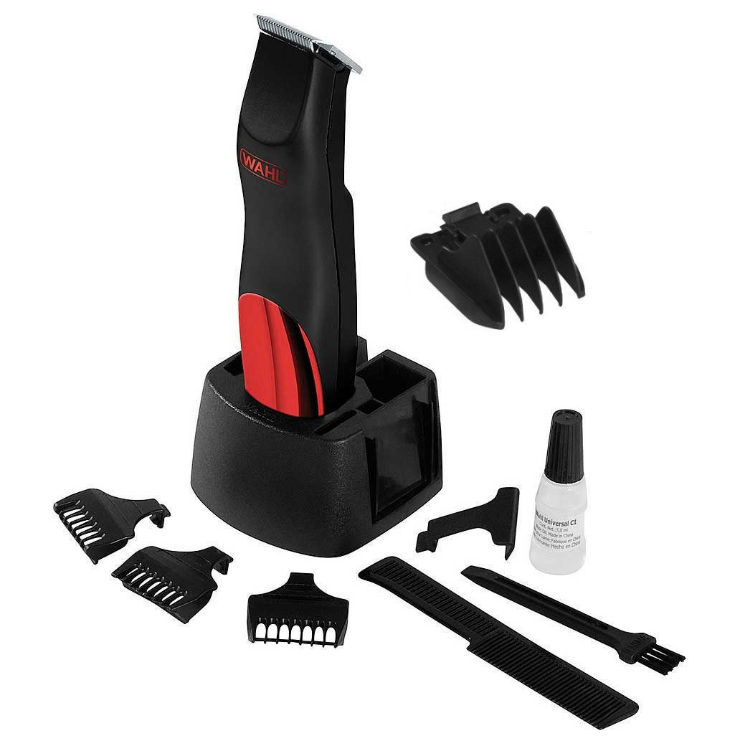 Wahl Precision Beard Trimmer - Battery Operated 9906-1912