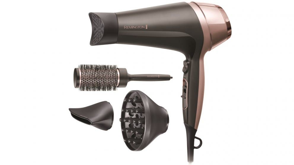 Remington Curl & Straight Confidence Hair Dryer D5706AU
