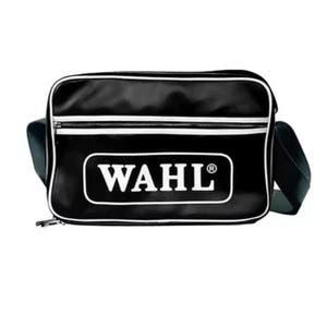 Wahl Retro Barber Bag - Black & White