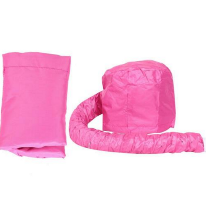 Bonnet Hair Dryer Attachment - Pink colour