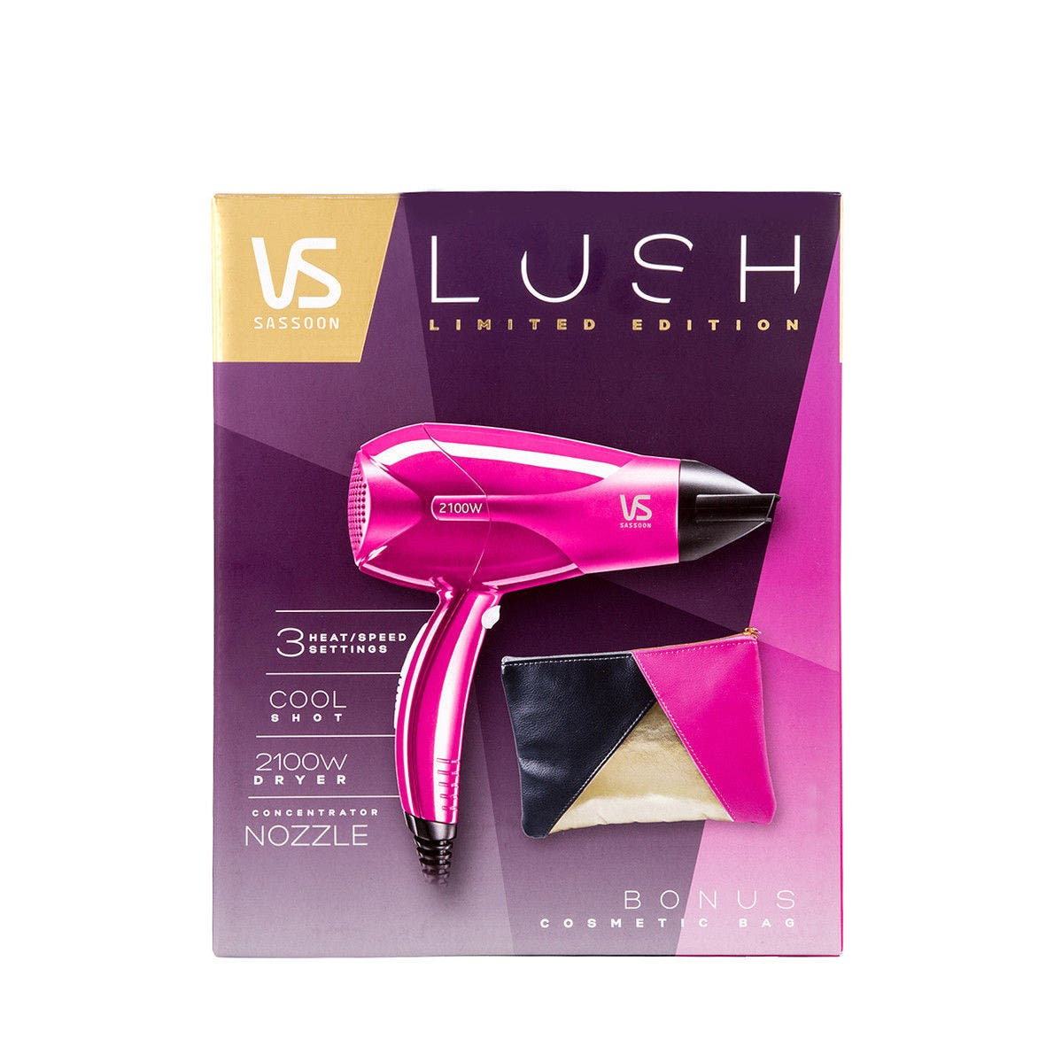 VS Sassoon VSLE210FA Lush Limited Edition Hair Dryer